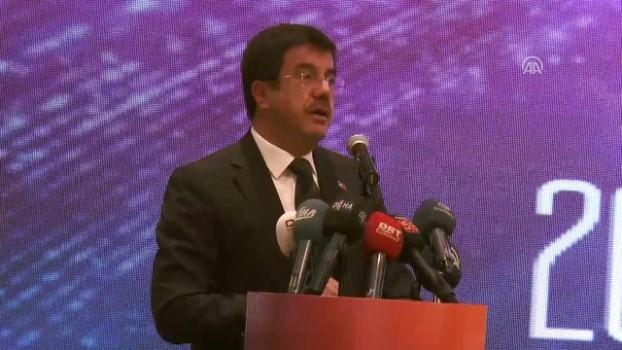 ihracat rakamlari - Ekonomi Bakanı Zeybekci - DENİZLİ