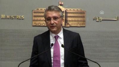 Hariri, Türkiye'nin Beyrut Büyükelçisi Erciyes'i kabul etti