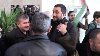 israil - İsrail'de gözaltına alınıp bırakılan 6 Türk vatandaşı kente döndü - KAYSERİ