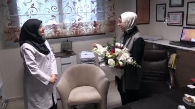 Kavakcı, 28 Şubat sürecinin mağduru doktor ile iki şehit ailesini ziyaret etti - ADANA