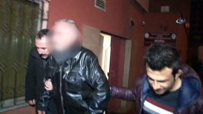 Kayseri'de 'Zeytin Dalı' operasyonu: 1 gözaltı