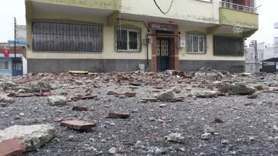 teror orgutu - Kilis'e roket atıldı (3)