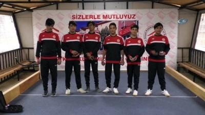 beraberlik -  Mülteci çocuklar sınırları bocce sporu ile aşacak