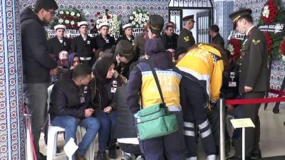 teror orgutu - Şehit Uzman Çavuş Durmuş Tek'in cenaze töreni - MERSİN