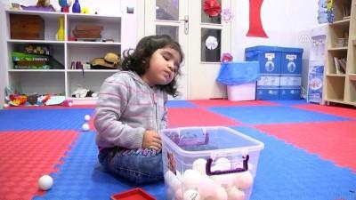 Sığınmacı çocuklara anneleriyle eğitim (1) - ANKARA