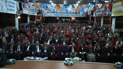 """- TBMM Başkanvekil Aydın: """"Terörün sonunu getirene kadar ordayız"""""""