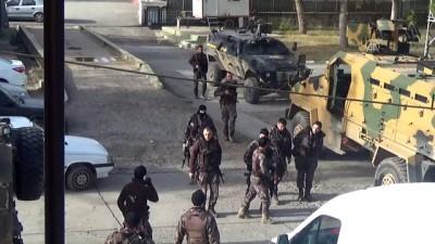 teror orgutu - Terör örgütü PYD/PKK'dan taciz ateşi (2) - ŞANLIURFA