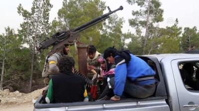teror orgutu - TSK, Azez'den operasyon başlattı