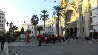 sivil toplum - Tunus'ta gözaltındakilerin serbest bırakılması protestosu