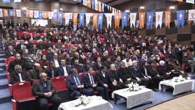 Zeytin Dalı Harekatı -AK Parti Grup Başkanvekili Bostancı - AMASYA