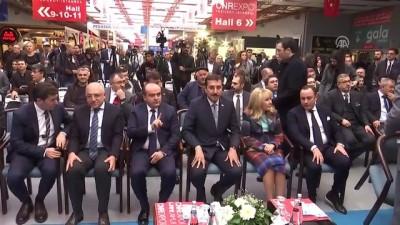 Bakan Tüfenkci: 'Terör odaklarının üzerine çekinmeden gittik, gidiyoruz' - İSTANBUL