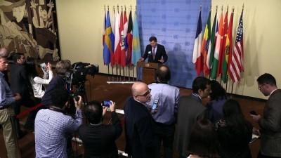 BMGK'deki 'Suriye'de insani durum' konulu toplantı - Kazakistan'ın BM Daimi Temsilcisi Umarov - BM