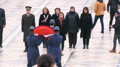 CHP'li kadın başkanlardan Anıtkabir'e ziyaret - ANKARA