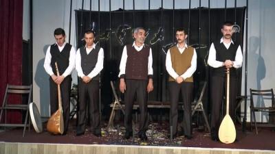 Denizli'de cezaevinde tiyatro oyunu sahnelendi