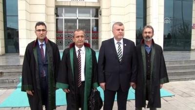 Eski Konyaspor Başkanı Şan'ın beraat etmesi - KONYA