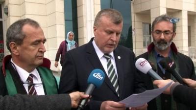 FETÖ'den yargılanan Ahmet Şan'a beraat