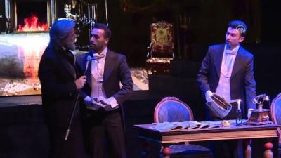 'Gog' adlı oyunun özel gösterimi yapıldı - İSTANBUL