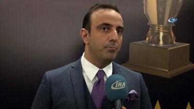 İsmail Özbayraktar: 'Olimpiyat şampiyonu çıkarmak istiyoruz'