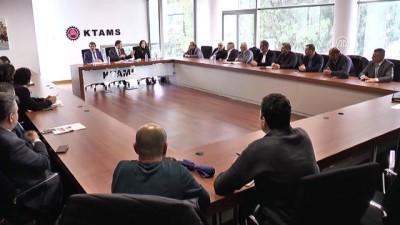 Kamu Başdenetçisi Malkoç KKTC'de - LEFKOŞA