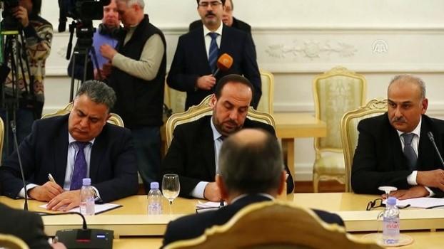 basin mensuplari - Lavrov'dan 'Suriye Ulusal Diyalog Kongresi' açıklaması - MOSKOVA