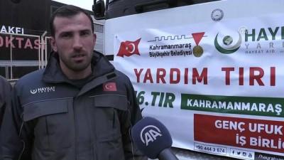 Suriye'ye insani yardım - KİLİS