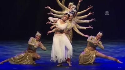 Taj Express, seyirciyle buluştu - İSTANBUL