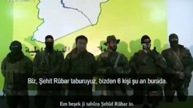 Türkiye Afrin'de kimlerle savaşıyor?