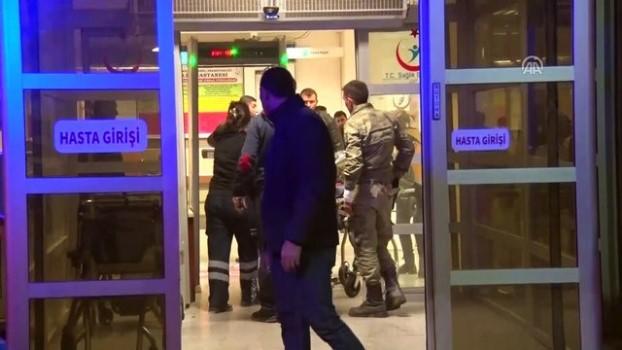 teror orgutu - Zeytin Dalı Harekatı - KİLİS