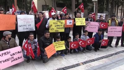 Zeytin Dalı Harekatı'na gönüllü katılmak için dilekçe verdiler - AYDIN Haberi