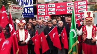 Zeytin Dalı Harekatı'na mehterli destek - MANİSA
