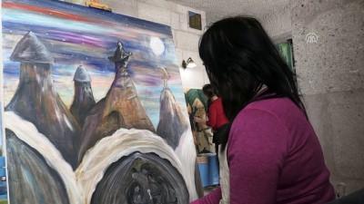 15. Uluslararası Kapadokya Sanat Buluşması - NEVŞEHİR