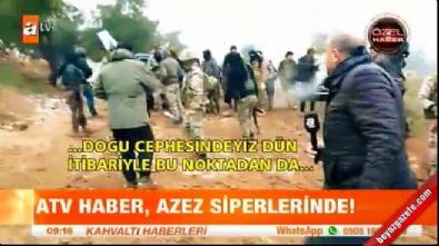 Afrin Operasyonu - Afrin'den sıcak görüntüler