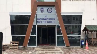 'Aile boyu' hırsızlık iddiası - KOCAELİ