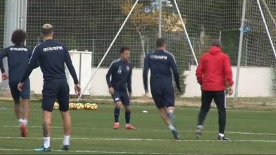 Antalyaspor'da Eto'o sahada