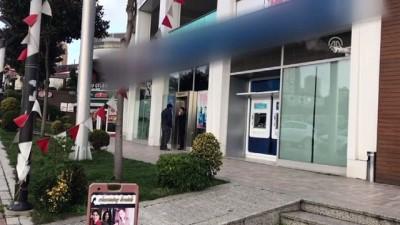 Başakşehir'de banka soygunu - İSTANBUL