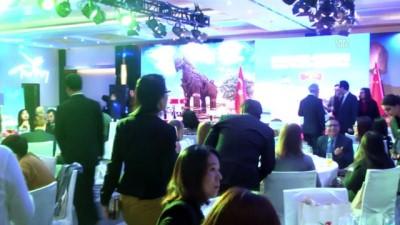 Çin'de 'Türkiye Turizm Yılı' başladı - PEKİN