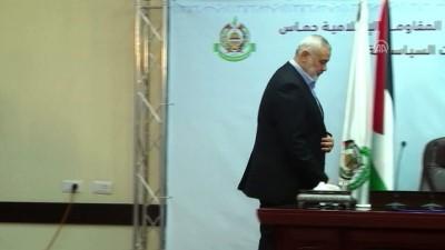 Heniyye: 'Filistin devleti sadece Filistin sınırları içerisindedir' - GAZZE