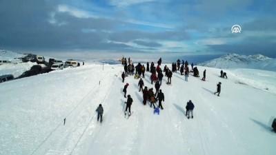 Hesarek Kayak Merkezi'nden Bingöl turizmine katkı (1)