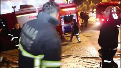 İş yeri yangını - ADANA Video