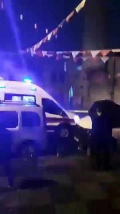 Afrin Operasyonu - Kilis'e roket atıldı, yaralılar var