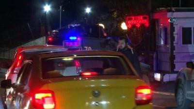 Ortaköy'de gece kulübüne silahlı saldırı: 1'i ağır 3 yaralı