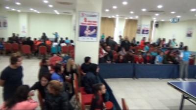 Sevgi Evleri 9. Masa Tenisi Türkiye Şampiyonası Yalova'da başladı