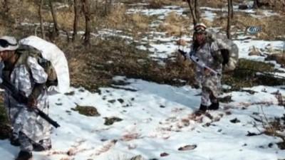 Teröre geçit yok... Komandolar ve Jandarma Özel Harekat Birlikleri yurt içinde terör operasyonlarını sürdürüyor
