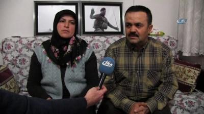 """Türkiye'yi duygulandıran askerin babası: """"Dönmek de var dönmemek de var"""""""