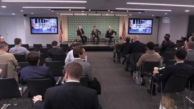 Washington'daki panelde PYD 'itirafı'
