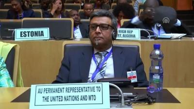 30. Afrika Birliği Zirvesi - Afrika Birliği Yürütme Kurulu toplantısı - ADDİS ABABA