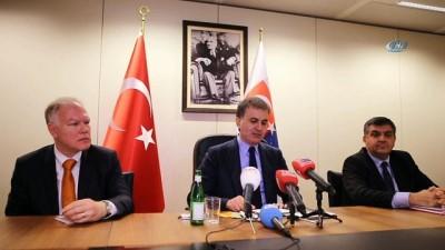 - AB Bakanı Çelik: 'Müttefiklerimizden Beklentimiz Afrin Operasyonunun Desteklenmesidir'