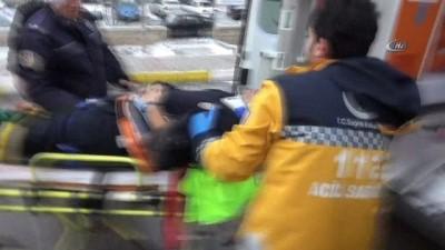 Aksaray'da 4 ayrı kaza: 2'si polis 1'i jandarma 21 yaralı