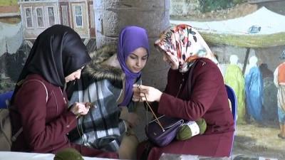 Arnavutköylü kadınlardan Afrin'deki Mehmetçik'e destek