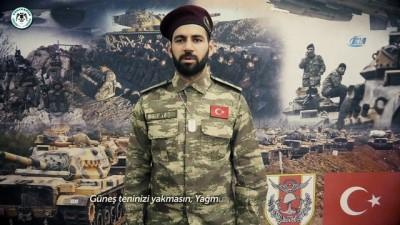- Atiker Konyasporlu futbolculardan asker kıyafetli dua